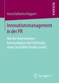 Innovationsmanagement in der PR