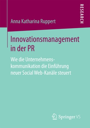 Innovationsmanagement in der PR
