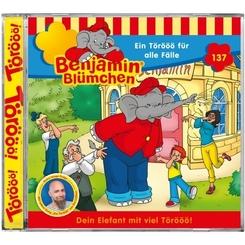 Benjamin Blümchen - Ein Törööö für alle Fälle - Geburtstagsfolge, 1 Audio-CD