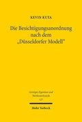 """Die Besichtigungsanordnung nach dem """"Düsseldorfer Modell"""""""