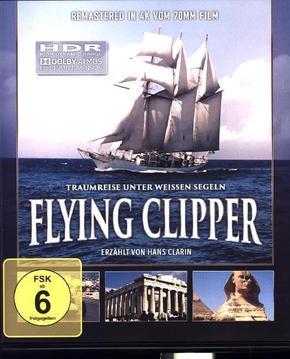 Flying Clipper - Traumreise unter weißen Segeln 4K, 1 UHD-Blu-ray