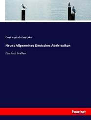 Neues Allgemeines Deutsches Adelslexikon
