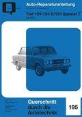 Fiat 124/124 S/124 Spezial T ab 1970