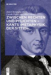 Zwischen Rechten und Pflichten - Kants 'Metaphysik der Sitten'