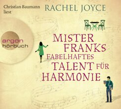 Mister Franks fabelhaftes Talent für Harmonie, 6 Audio-CDs