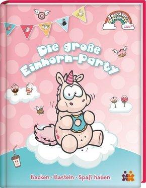 Theodor & Friends, Die große Einhorn-Party