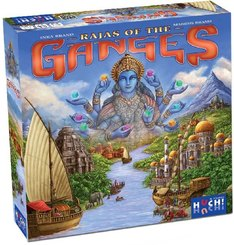 Rajas of the Ganges (Spiel)