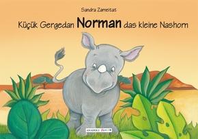 Norman das kleine Nashorn, deutsch-türkisch