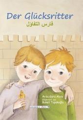 Der Glücksritter, deutsch-arabisch