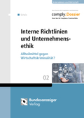 Interne Richtlinien und Unternehmensethik