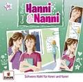 Hanni und Nanni - Schwere Wahl für Hanni und Nanni, 1 Audio-CD