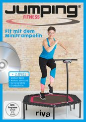 Jumping Fitness, m. 2 DVDs