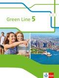 Green Line 5 - Schülerbuch (fester Einband) Klasse 9