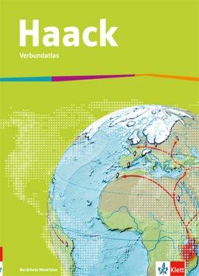 Haack Verbundatlas, Ausgabe ab 2018: Ausgabe Nordrhein-Westfalen Sekundarstufe I