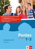 Pontes Gesamtband: Vokabellernheft mit MP3-CD; .1-3