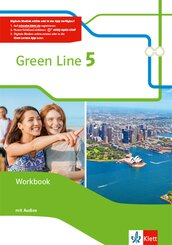 Green Line, Bundesausgabe ab 2014: 9. Klasse, Workbook mit Audio-CD; 5