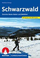 Rother Schneeschuhführer Schwarzwald