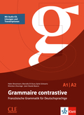 Grammaire contrastive, m. Audio-CD