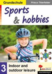 Sports & hobbies / Grundschule