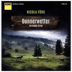 Donnerwetter, 1 MP3-CD