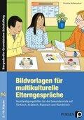 Bildvorlagen für multikulturelle Elterngespräche, m. CD-ROM