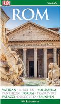 Vis-à-Vis Reiseführer Rom, m. 1 Karte