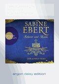 Schwert und Krone - Der junge Falke, 1 MP3-CD (DAISY Edition)