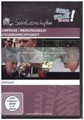 Umfrage /Meinungsbild: Steuergerechtigkeit, 1 DVD