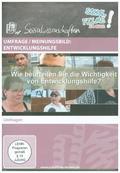 Umfrage / Meinungsbild: Entwicklungshilfe, 1 DVD