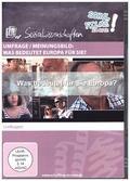 Umfrage / Meinungsbild: Was bedeutet Europa für Sie?, 1 DVD