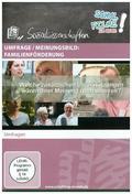 Umfrage / Meinungsbild: Familienförderung, 1 DVD