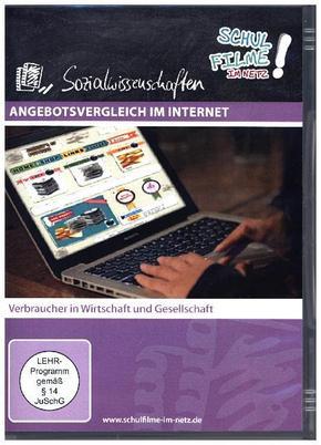 Angebotsvergleich im Internet, 1 DVD