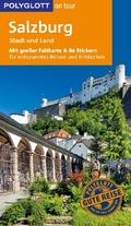 POLYGLOTT on tour Reiseführer Salzburg - Stadt und Land