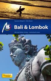 Bali & Lombok Reiseführer, m. 1 Karte