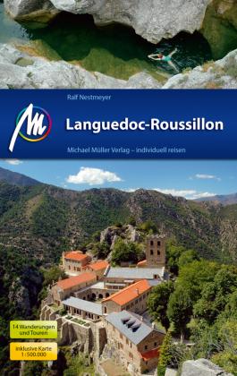 Languedoc-Roussillon Reiseführer, m. 1 Karte