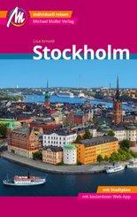 MM-City Stockholm Reiseführer, m. 1 Karte