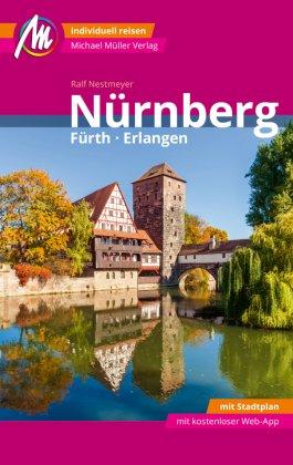 MM-City Nürnberg / Fürth / Erlangen Reiseführer