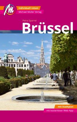 MM-City Brüssel Reiseführer, m. 1 Karte