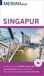 MERIAN live! Reiseführer Singapur