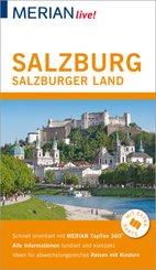 MERIAN live! Reiseführer Salzburg Salzburger Land