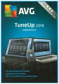 AVG TuneUp 2018 unbegrenzt, 1 DVD-ROM