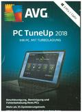 AVG PC TuneUp 2018 - 3PC, 1 DVD-ROM