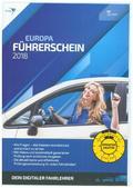 Europa Führerschein 2018, 1 CD-ROM