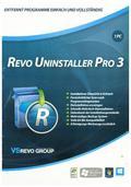 Revo Uninstaller Pro 3 - 1-Platz-Version, 1 DVD-ROM