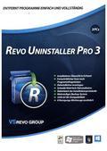 Revo Uninstaller 3 - 3-Platz-Version, 1 DVD-ROM