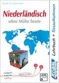 ASSiMiL Niederländisch ohne Mühe heute - Audio-Plus-Sprachkurs, m. 4 Audio-CDs u. 1 mp3-CD