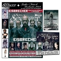 Sonic Seducer: Titelstory Eisbrecher, m. Audio-CD; Ausg.2017/09