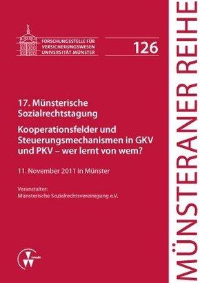 17. Münsterische Sozialrechtstagung