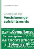 Grundzüge des Versicherungsaufsichtsrechts