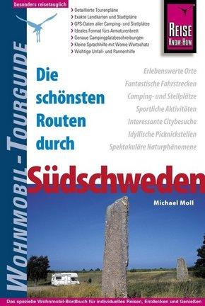 Reise Know-How Wohnmobil-Tourguide Südschweden